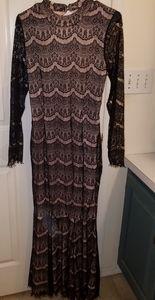 Venus form fitting dress
